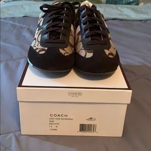*BRAND NEW* COACH SNEAKERS